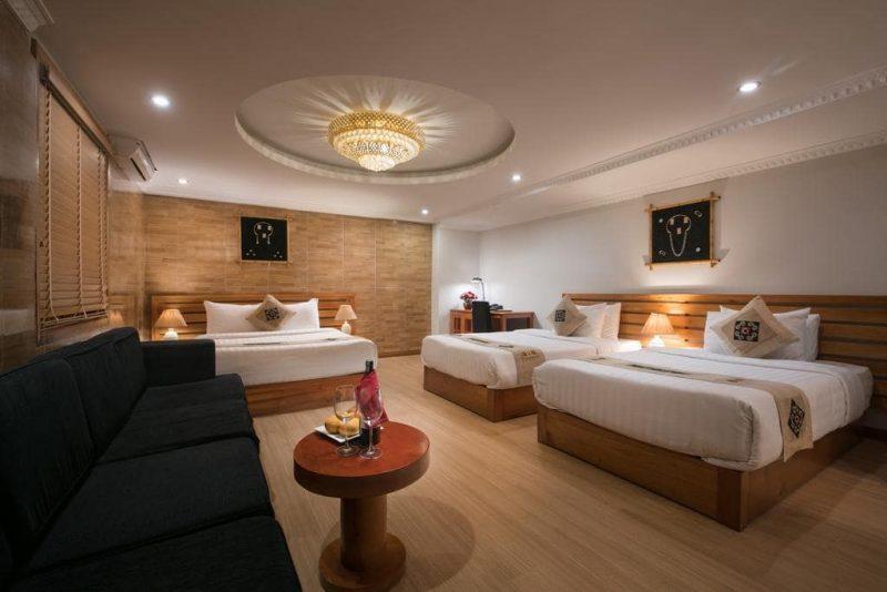 khách sạn 3 sao sapa