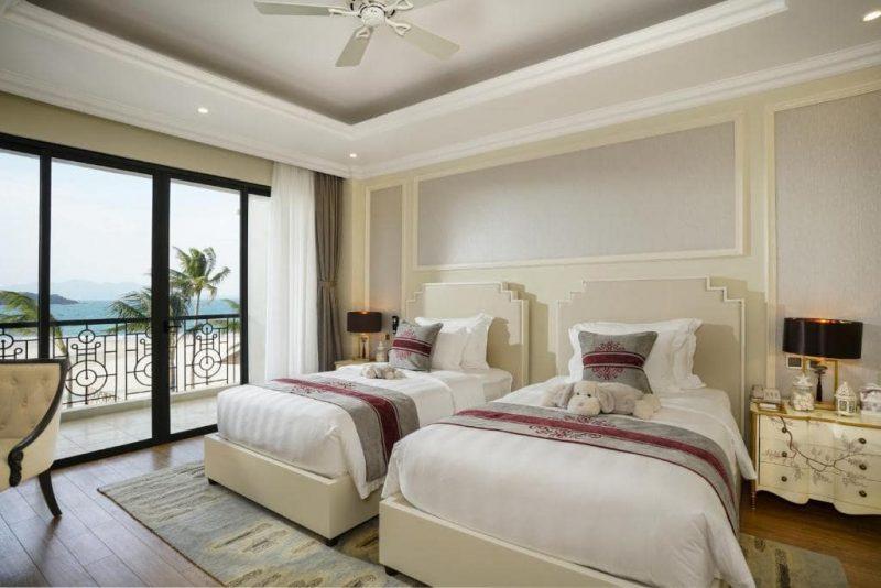 vinpearl resort nha trang villa 3 phòng ngủ
