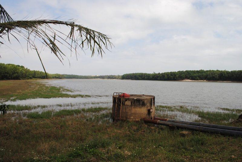 Hồ Bàu Tró- Cảnh đẹp ở Quảng Bình