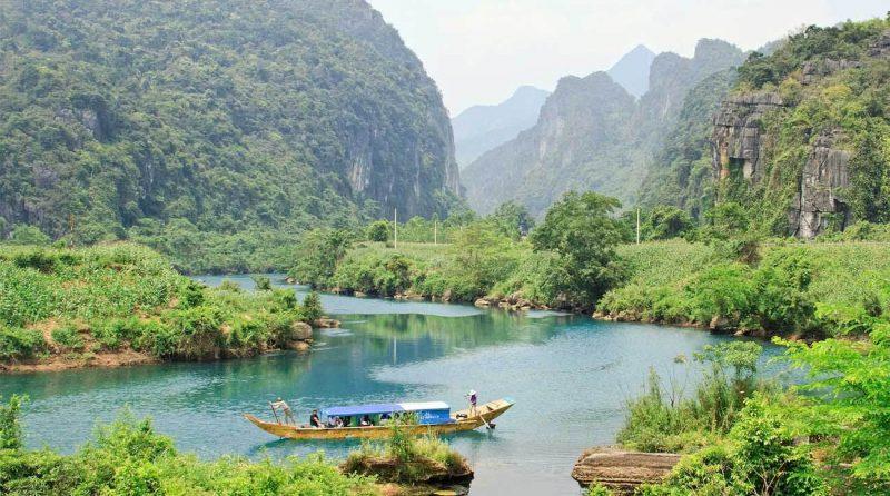 Vườn quốc gia Phong Nha Kẻ Bàng- Cảnh đẹp ở Quảng Bình