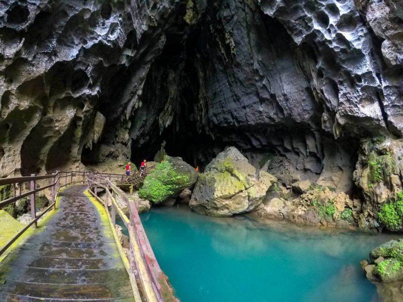 Hàng Sơn Đòong- Cảnh đẹp ở Quảng Bình