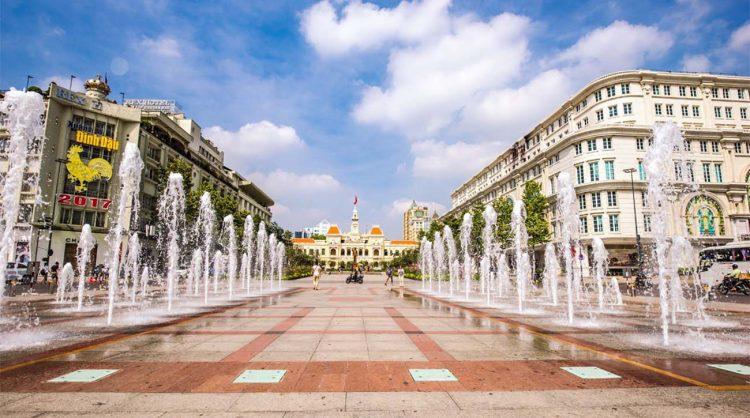 địa điểm du lịch Hồ Chí Minh