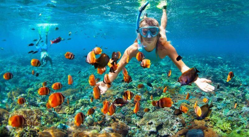 tour 4 đảo lặn biển Nha Trang trọn gói