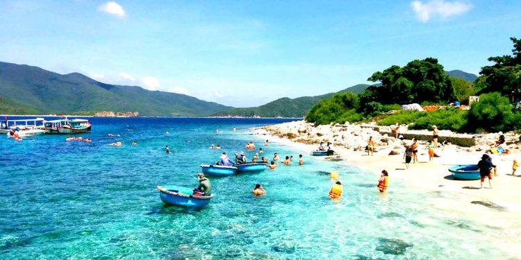 Tour 4 đảo 1 ngày Nha Trang
