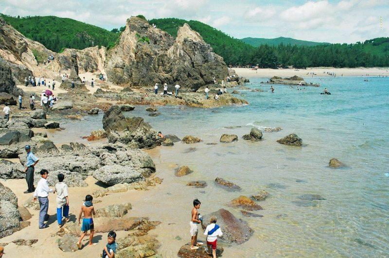 Tour Bãi biển Đá Nhảy mộ Võ Nguyên Giáp