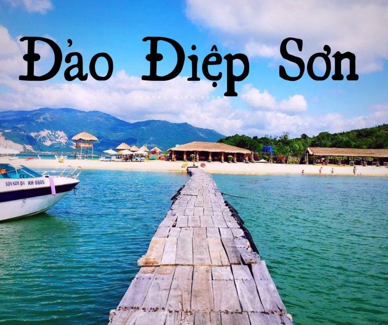 Tour Điệp Sơn Nha Trang trong ngày