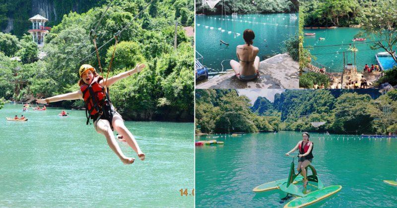 Tour động Phong Nha Zipline sông Chày hang Tối