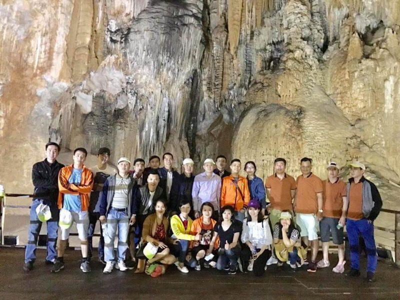 Tour động Thiên Đường mộ Võ Nguyên Giáp