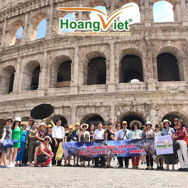 công ty tổ chức tour hoàng việt travel