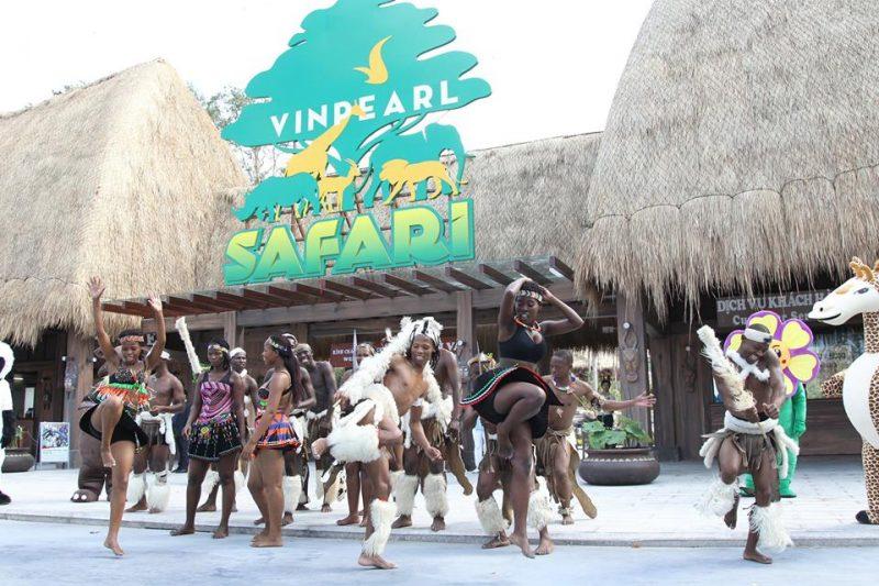 vinpearl safari phú quốc có gì chơiv