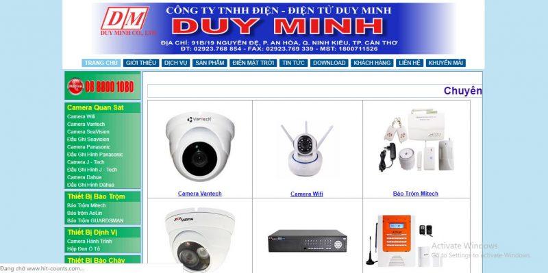 Công ty Duy Minh