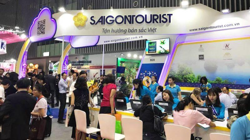 Công ty du lịch lữ hành Saigontourist