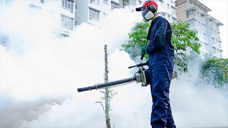 Dịch vụ diệt côn trùng Sài Gòn