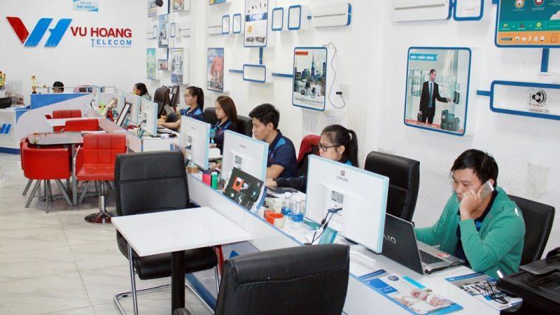 Dịch Vụ Lắp Đặt Camera Công Sở Sài Gòn