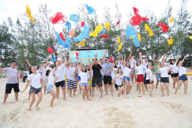 địa điểm tổ chức team building tại Nha Trang