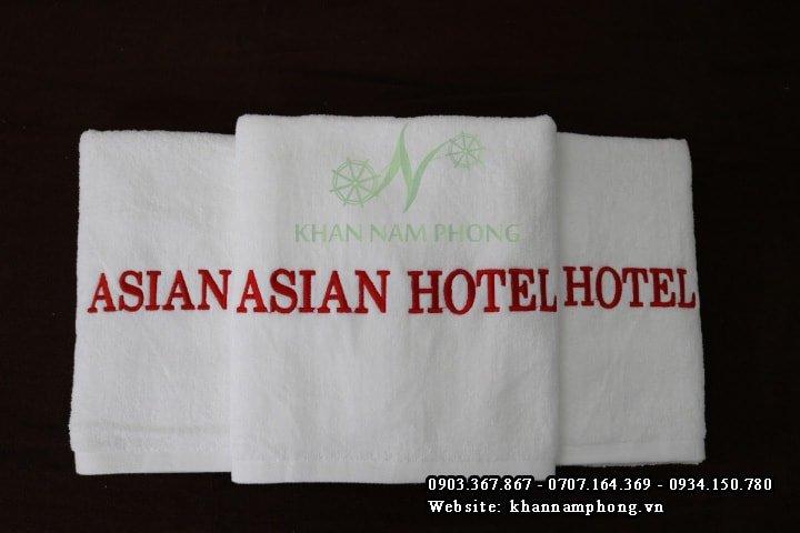 Địa chỉ bán khăn khách sạn HCM