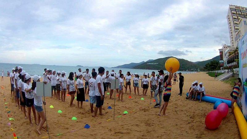 Công Ty Tổ Chức Team Building Phú Yên