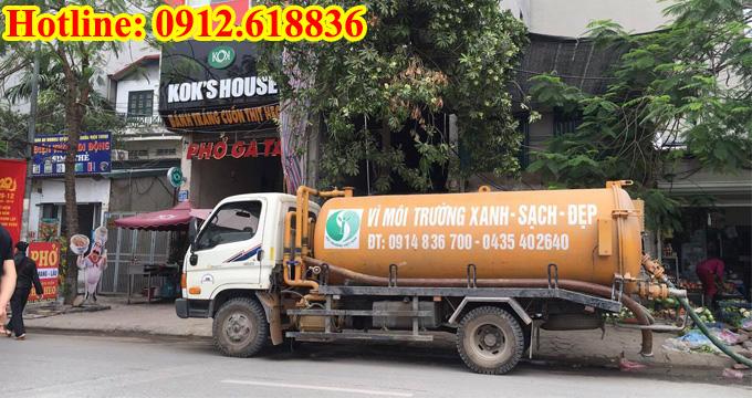 Đơn Vị Hoạt Động Chuyên Nghiệp Trong Lĩnh Vực Hút Hầm Cầu Quận Bình Tân