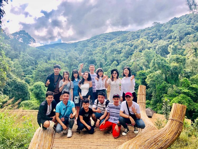 tour team building đà lạt