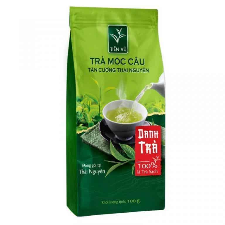 trà móc câu thái nguyên chính gốc