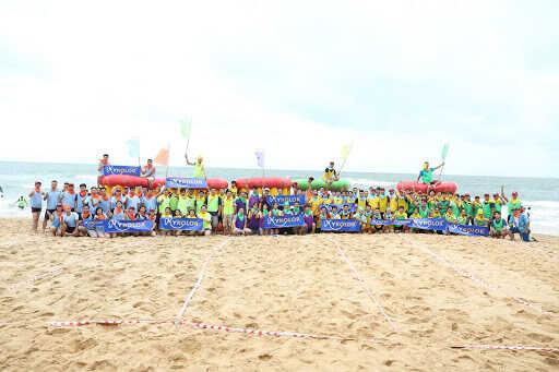 công ty tổ chức team building tại Phú Quốc