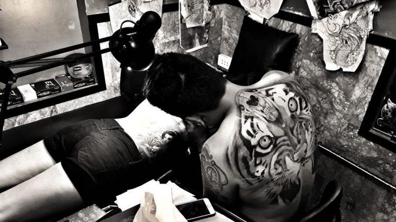 Tatto House