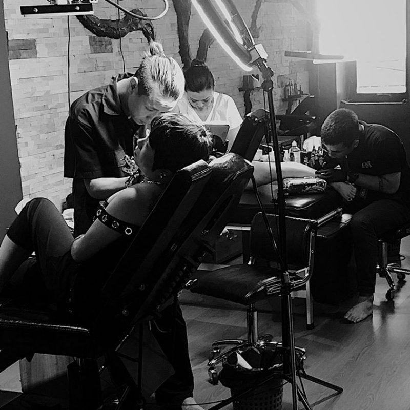 Tatto Hải Phòng Studio