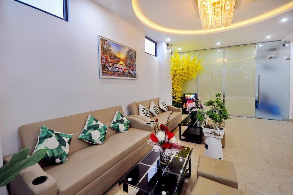 Khách Sạn Nha Trang Có Ăn Sáng - Mega Light Hotel Nha Trang