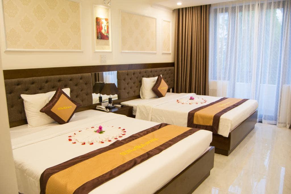 Khách Sạn Nha Trang Có Bãi Biển Riêng - Sun & Sea Hotel Nha Trang