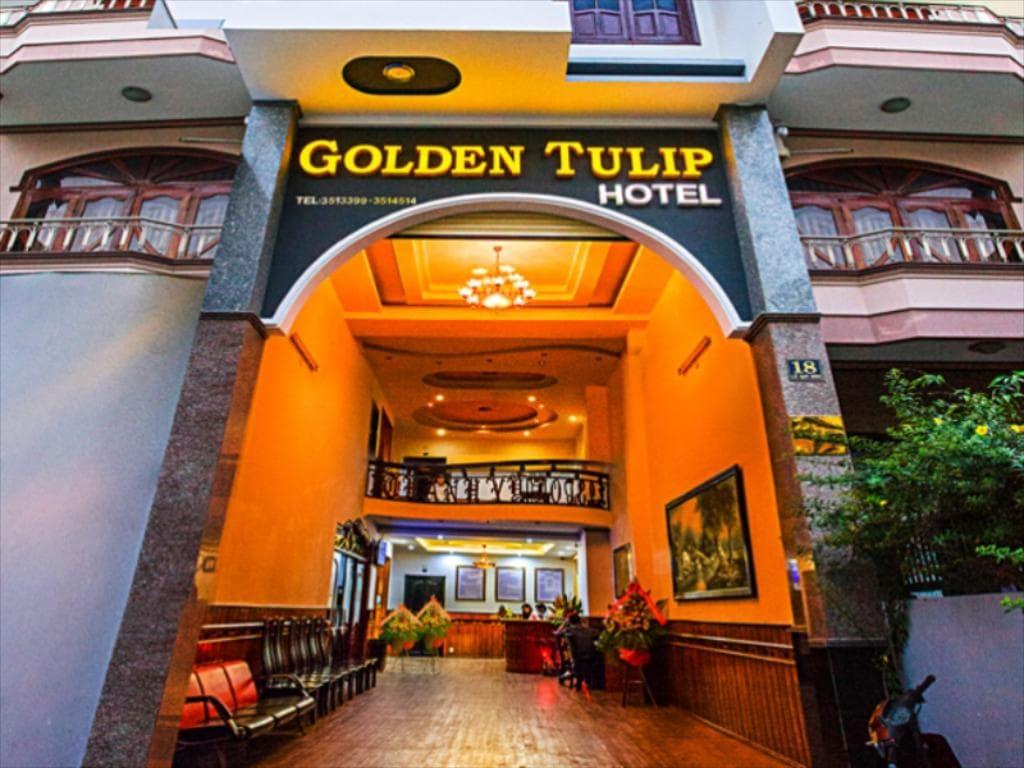 Khách Sạn Nha Trang Có Ăn Sáng - Golden Tulip Hotel Nha Trang