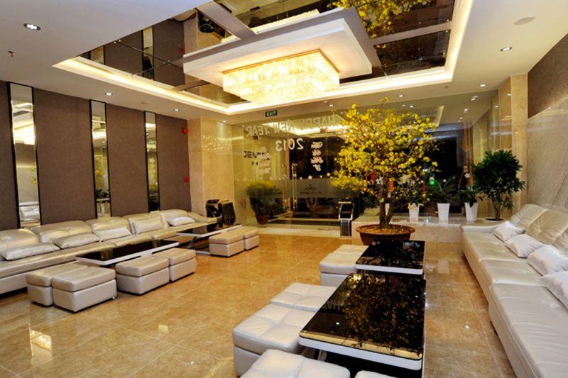 Khách sạn 4 Sao Đẹp Ở Nha Trang - Dendro Gold Hotel Nha Trang