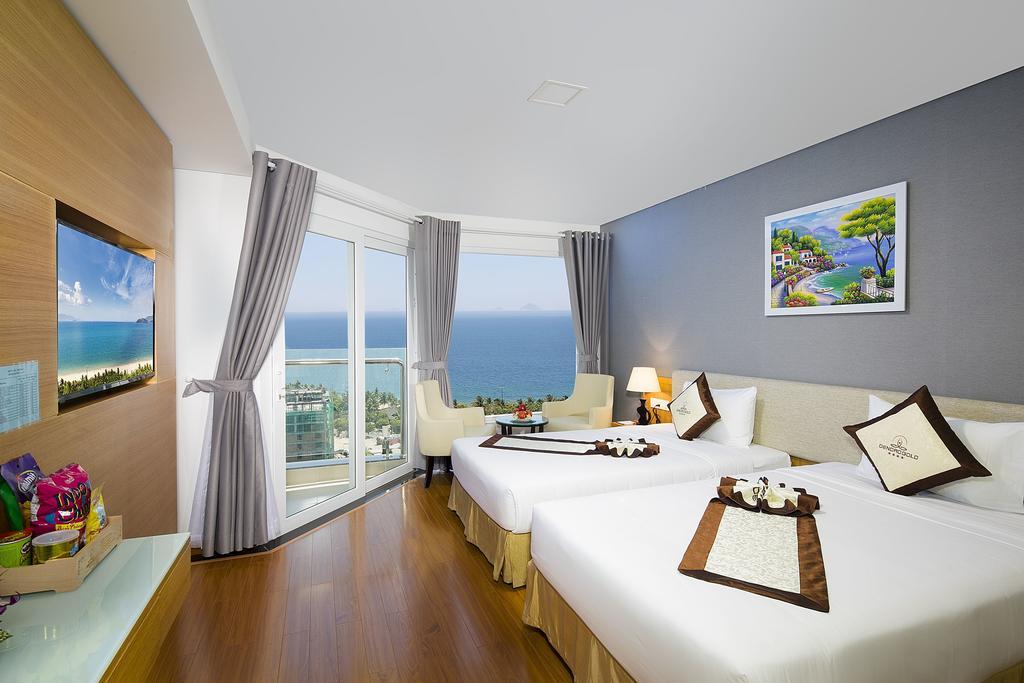 Khách Sạn Nha Trang Có Ăn Sáng - DenDro Gold Hotel Nha Trang