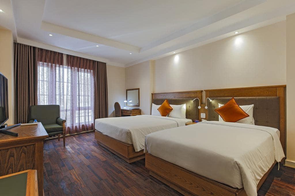 khách sạn Hồ Chí Minh Quận