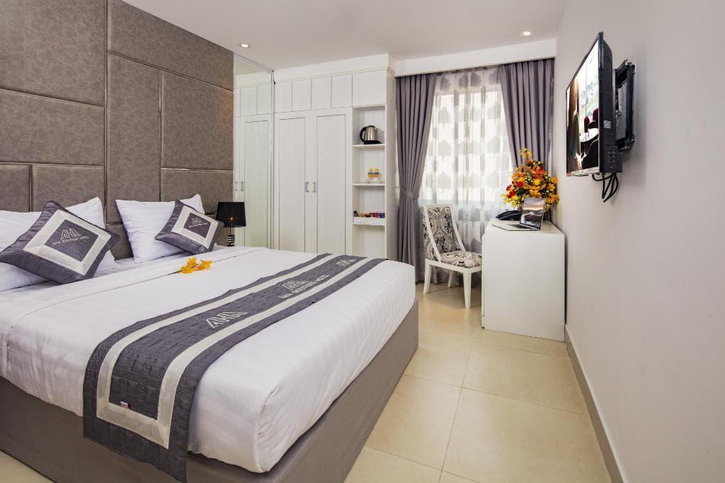 khách sạn ở Sài Gòn Quận 1 Có Hồ Bơi