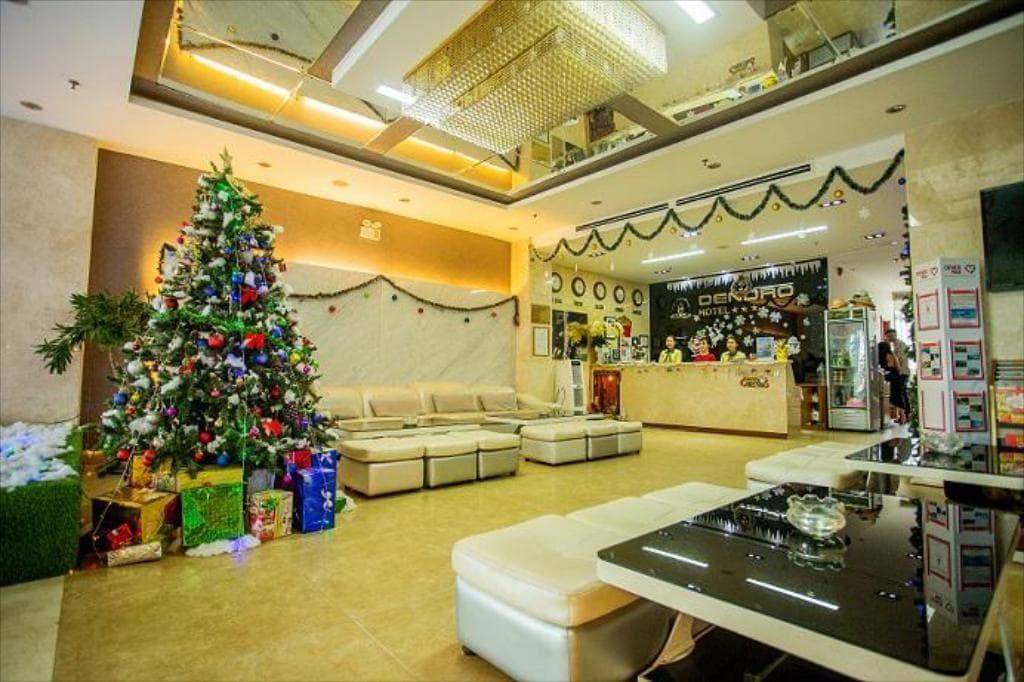 Khách Sạn Nha Trang Có Ăn Sáng - DenDro Hotel Nha Trang