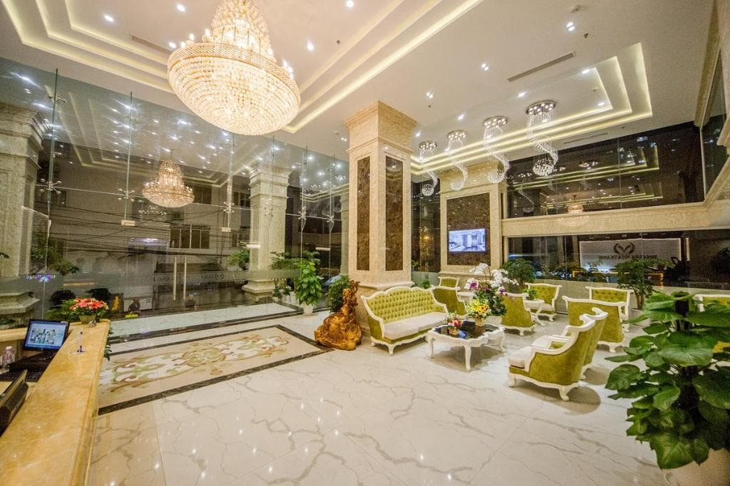 Khách Sạn Nha Trang Có Ăn Sáng - Volga Nha Trang