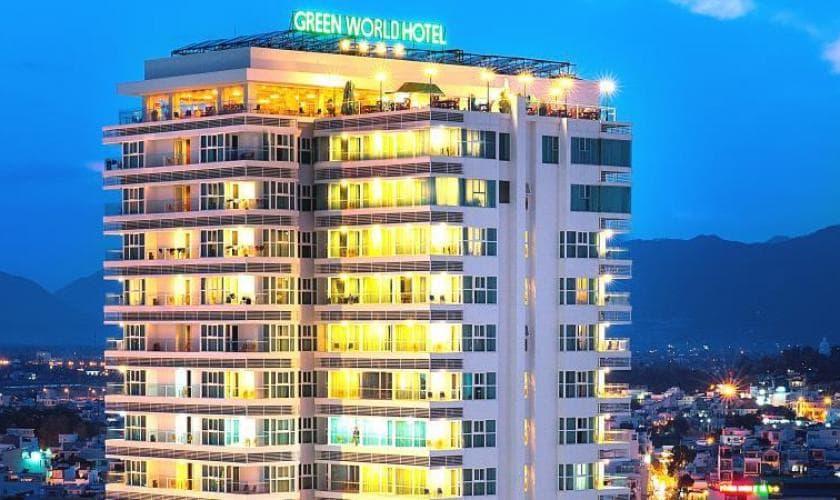 Khách Sạn 4 Sao Đẹp ở Nha Trang - Green World Hotel Nha Trang