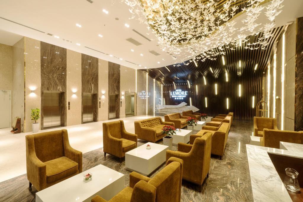 Khách Sạn 4 Sao Đẹp Ở Nha Trang - Le More Hotel Nha Trang