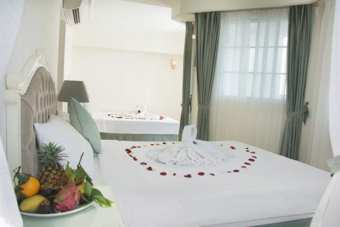 Khách Sạn Nha Trang Gần Trung Tâm - Pavillon Garden Hotel Nha Trang