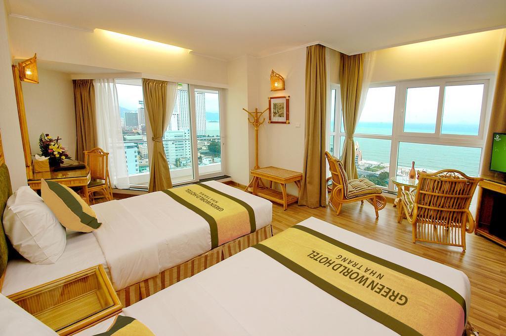 Khách Sạn Nha Trang Có Bãi Biển Riêng - Volga Hotel Nha Trang