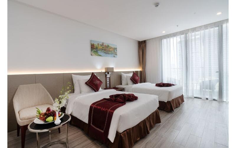 Khách Sạn Nha Trang Có Ăn Sáng - Le More Hotel Nha Trang