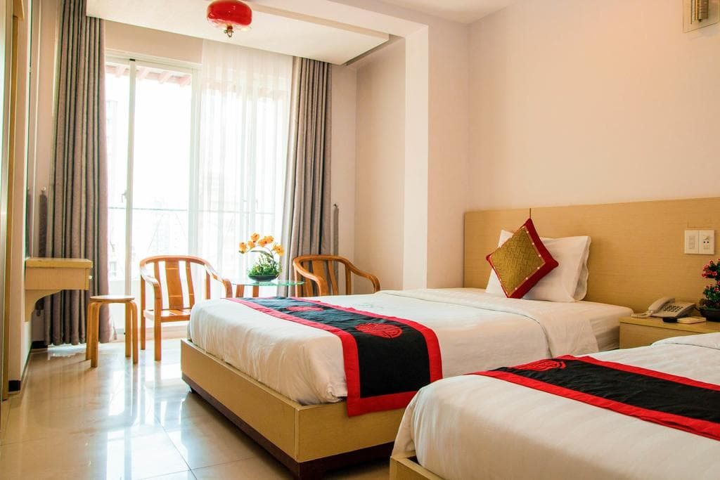 Khách Sạn Nha Trang Có Ăn Sáng - Le Duong Hotel Nha Trang