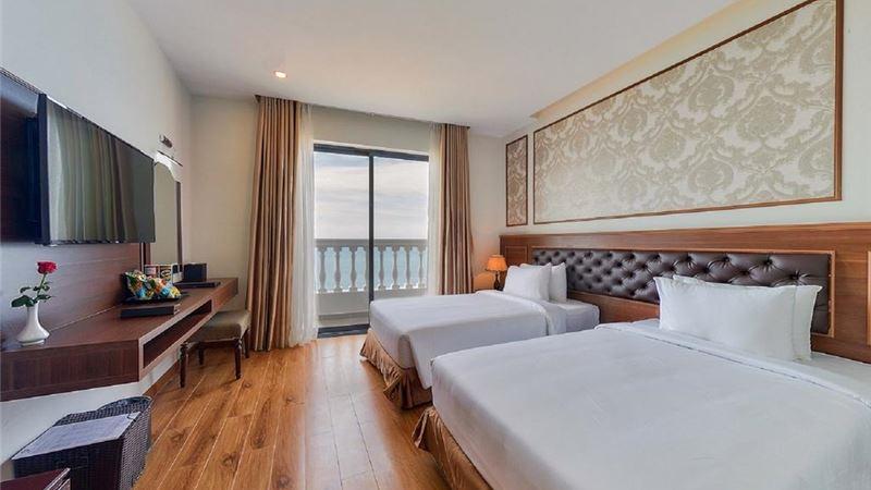 Khách Sạn 4 Sao Đẹp Ở Nha Trang - Imperial Nha Trang