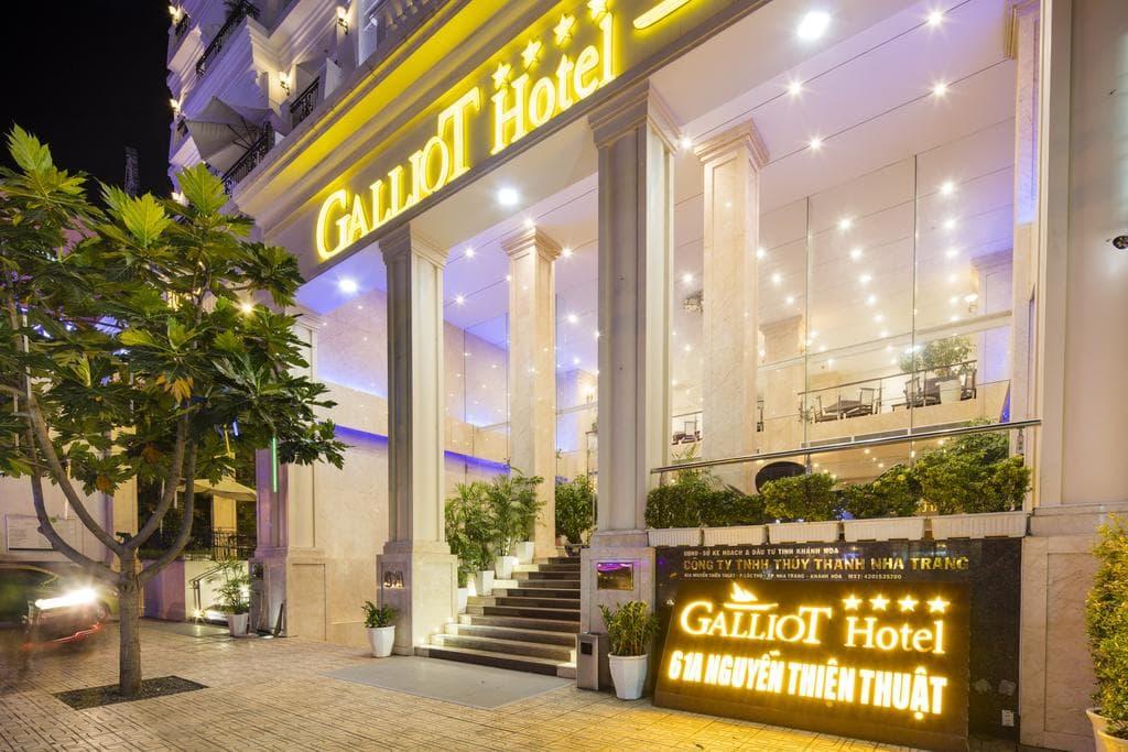 Khách Sạn 4 Sao Đẹp Ở Nha Trang - Galliot Hotel Nha Trang