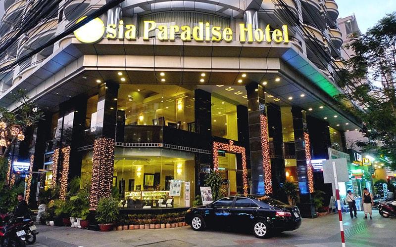 Khách Sạn Nha Trang Có Ăn Sáng - Asia Paradise Hotel Nha Trang