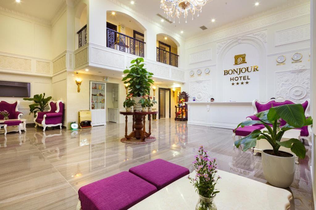 Khách Sạn Nha Trang Có Ăn Sáng - Bonjour Nha Trang Hotel