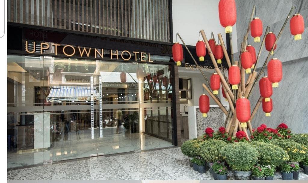 khách sạn 3 sao trung tâm sài gòn