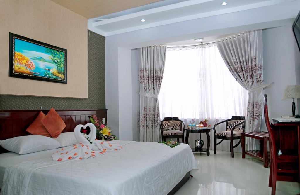 Khách Sạn Nha Trang Có Ăn Sáng - Victorian Nha Trang Hotel