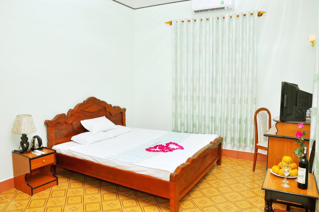 Khách Sạn Nha Trang Có Bãi Biển Riêng - TTC Resort -Doc Let Nha Trang