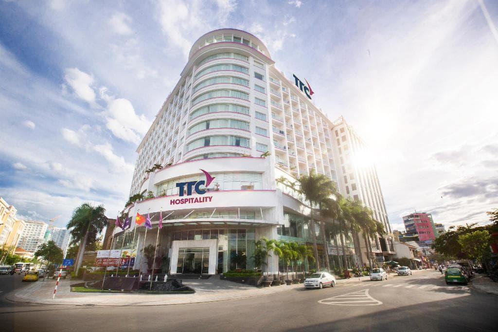 Khách Sạn Nha Trang Có Ăn sáng - TTC Hotel - Michelia Nha Trang